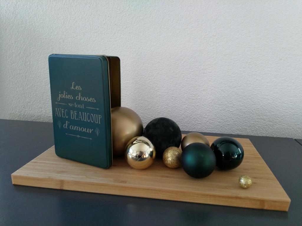 Déco de Noel 2018