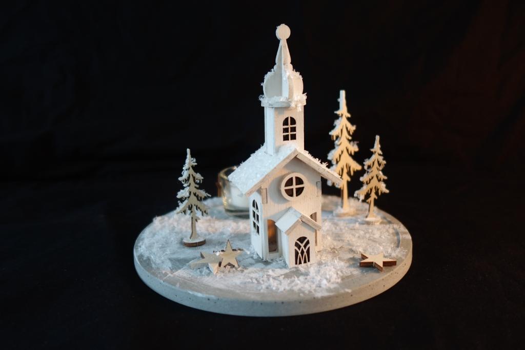 Décorations pour Marché de Noël 2018